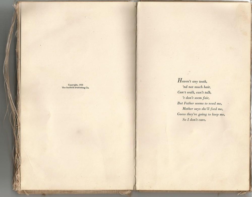 Lloyd Bishop Baby Book 03